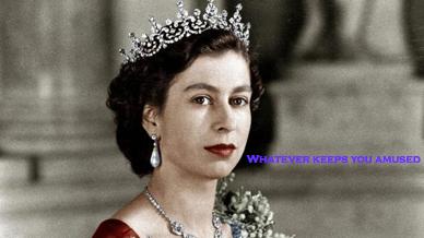 queenamused