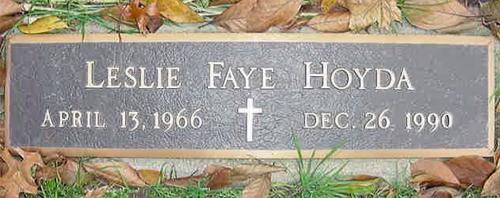 Leslie Faye Hoyda